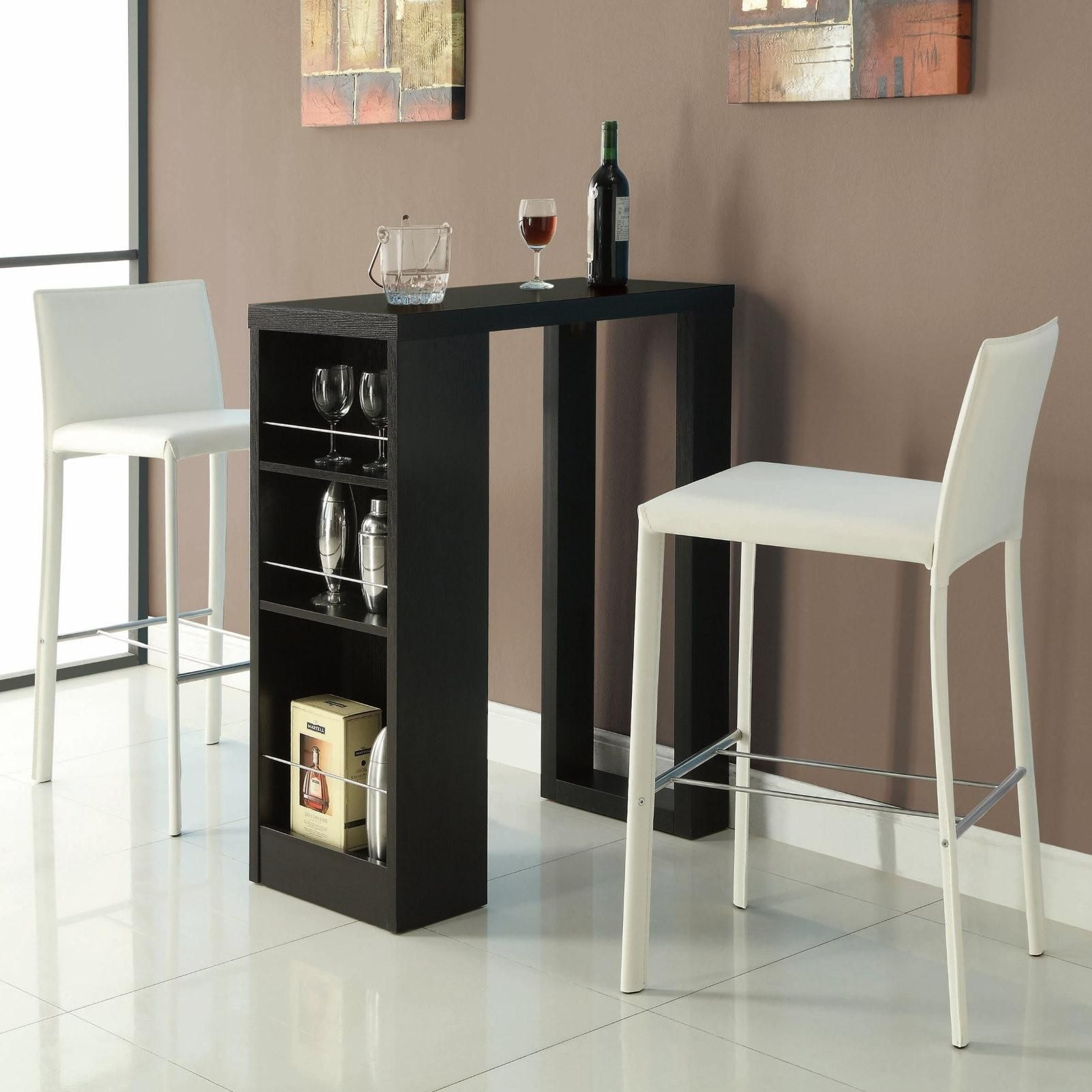 Bar Tables With Storage Home Decoration Interior Home Decorating