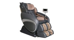 Reclining massage chair 2