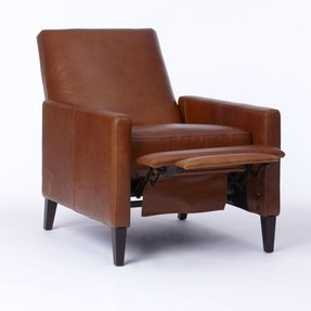 Sedgwick Recliner Leather 1