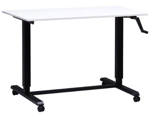 small computer table with wheels ideas on foter rh foter com desk with wheels storage desk with wheels office depot