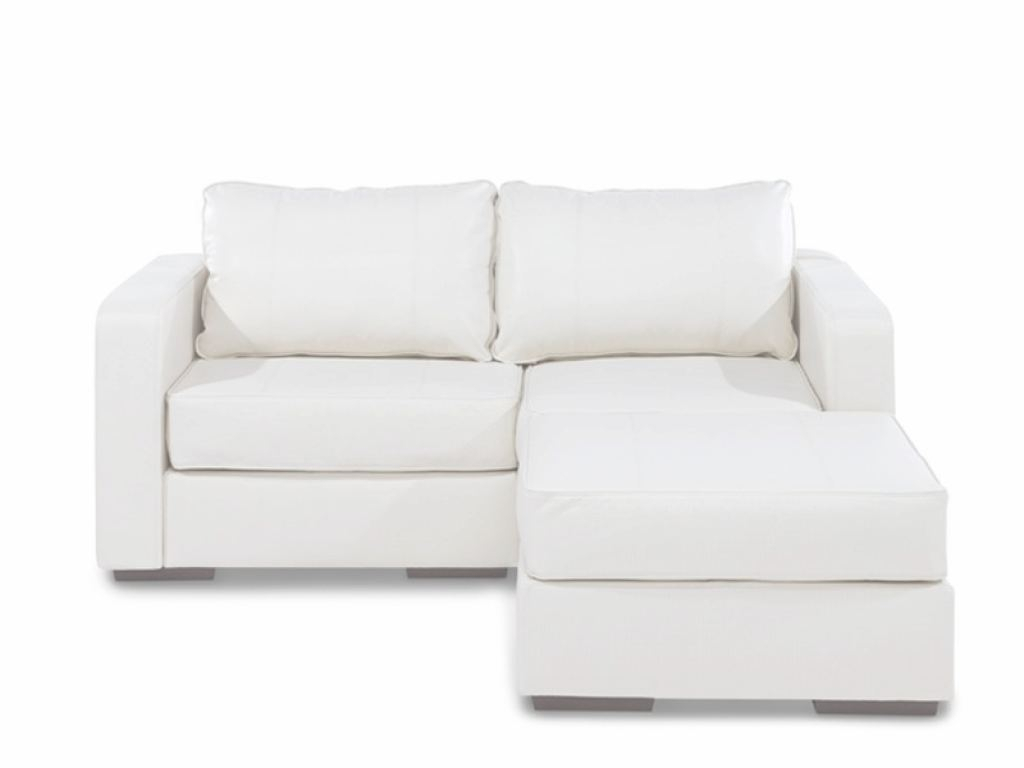 Small Leather Sofa With Chaise 1