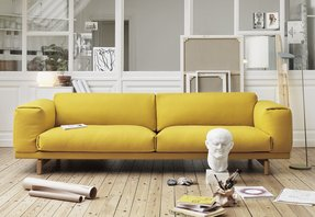 Sofa with two chaise 1