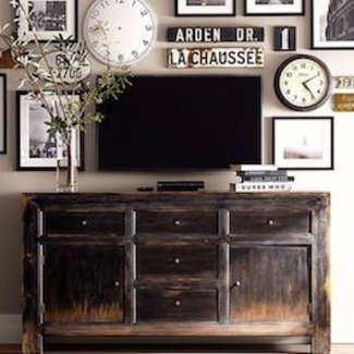 Flat Screen Tv Console Tables Foter