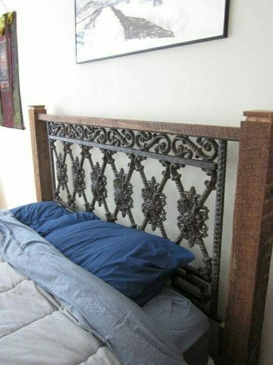 The French Quarter Bed