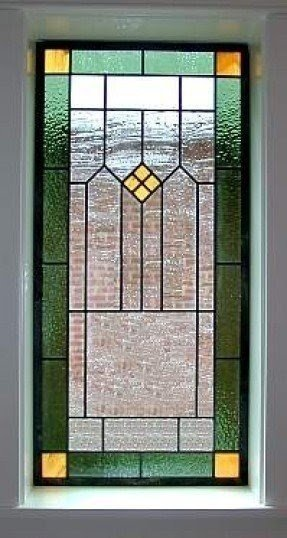 Tiffany Style Stained Glass Window Panel Foter