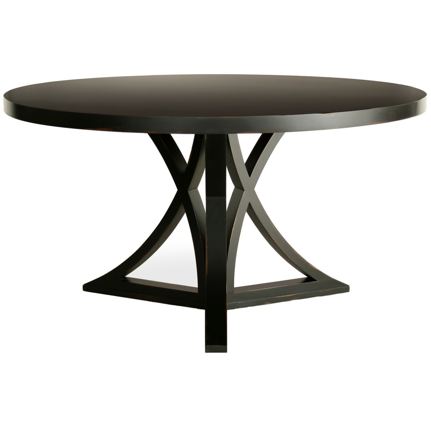 Round Dining Table Set With Leaf   Ideas On Foter