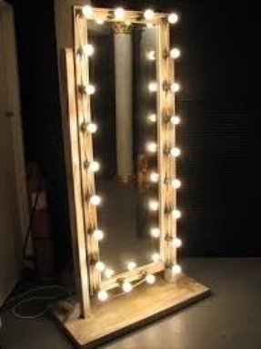 Vanities For Bedrooms With Lights And Mirror Foter