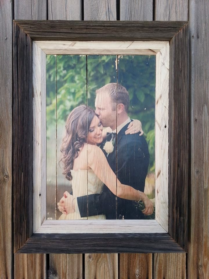Wedding picture frameswall art portraits