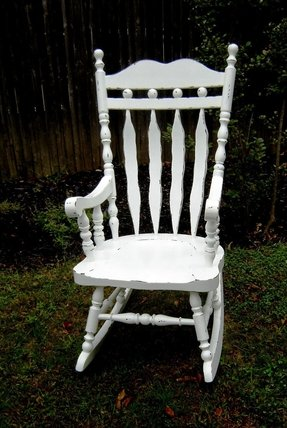 Wood Rocking Chairs For Nursery Foter