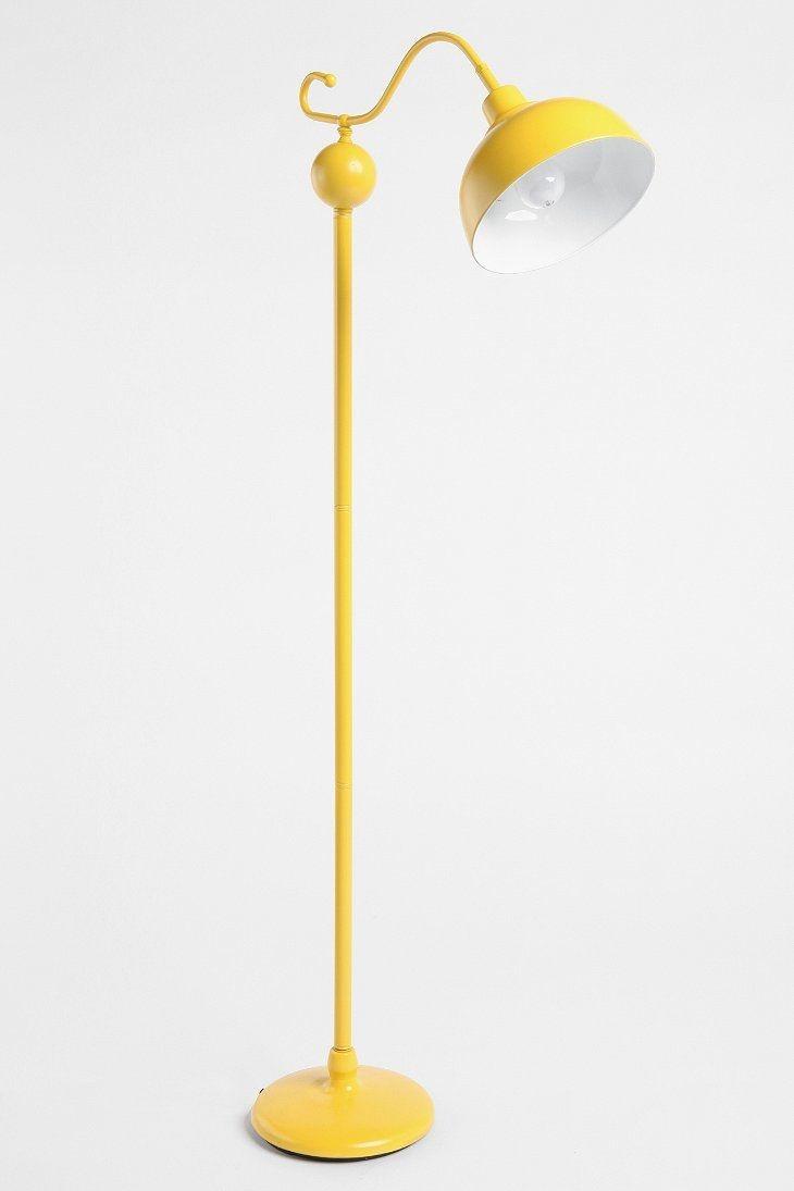 Yellow Floor Lamps   Foter