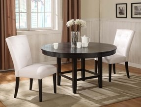 Round Breakfast Nook Table - Foter
