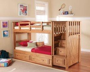 trundle bed for boys foter. Black Bedroom Furniture Sets. Home Design Ideas