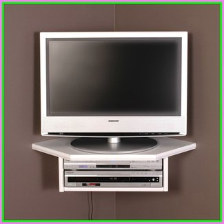 Floating Shelf For Tv Components Foter