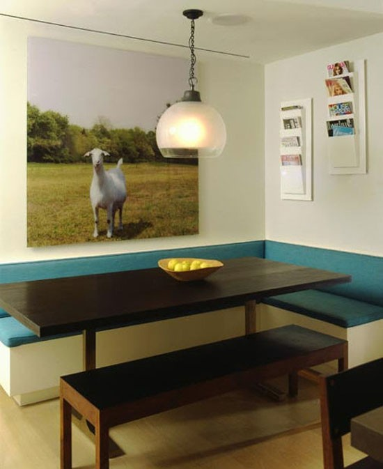 Good Dining Bench With Backrest