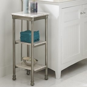 Home Styles Orleans 2 Tier Shelf