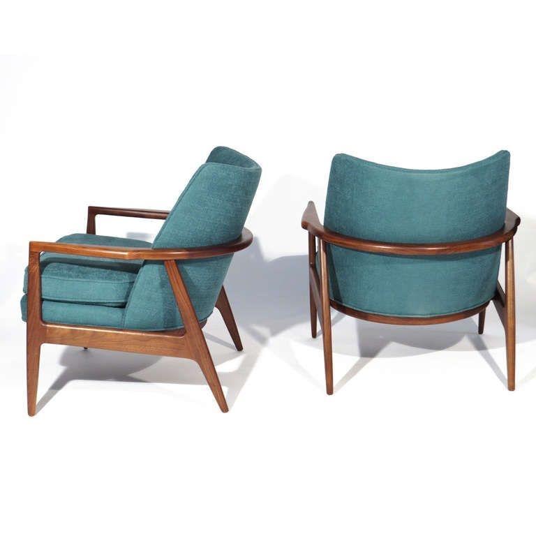 Charmant Milo Baughman Recliner Lounge Chair Mid