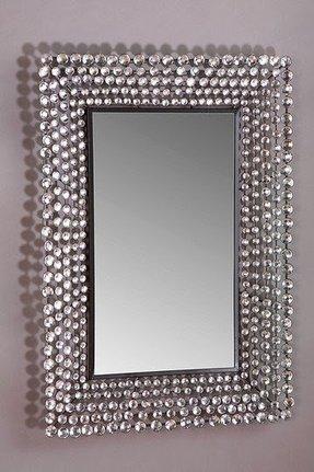 Rectangular Framed Mirror - Foter
