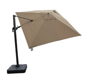 Sunbrella 10 ft cantilever umbrella