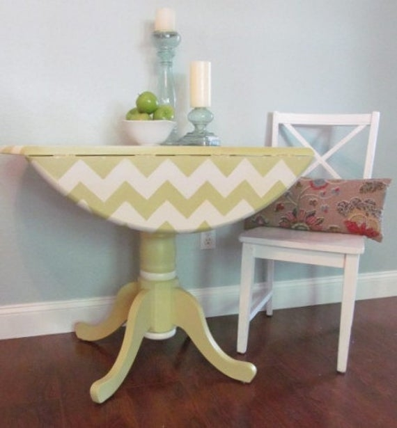 Wall Mounted Drop Leaf Table White