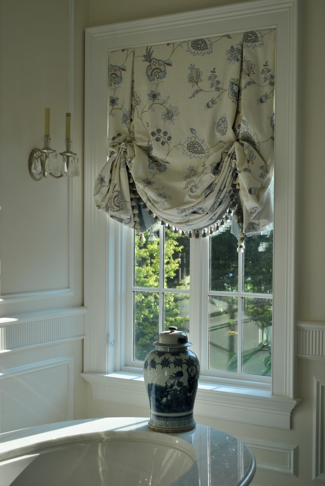 Merveilleux Balloon Valances For Bedroom