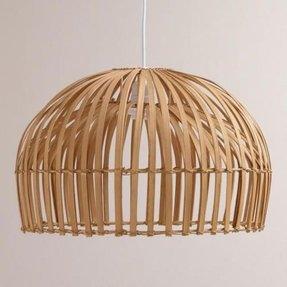 Bamboo Pendant Light Ideas On Foter