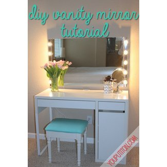 Bedroom Makeup Vanity - Foter