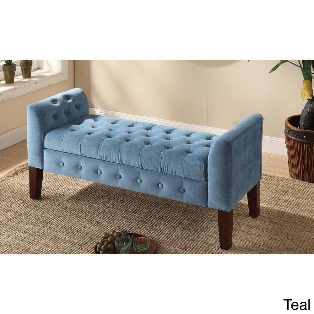 Bon Bedroom Settee Bench