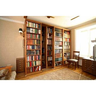Best Bookcase Sliding Doors