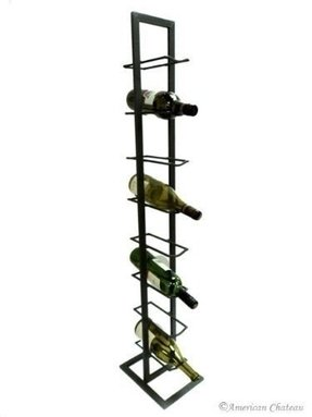 Cast Iron Wine Racks For