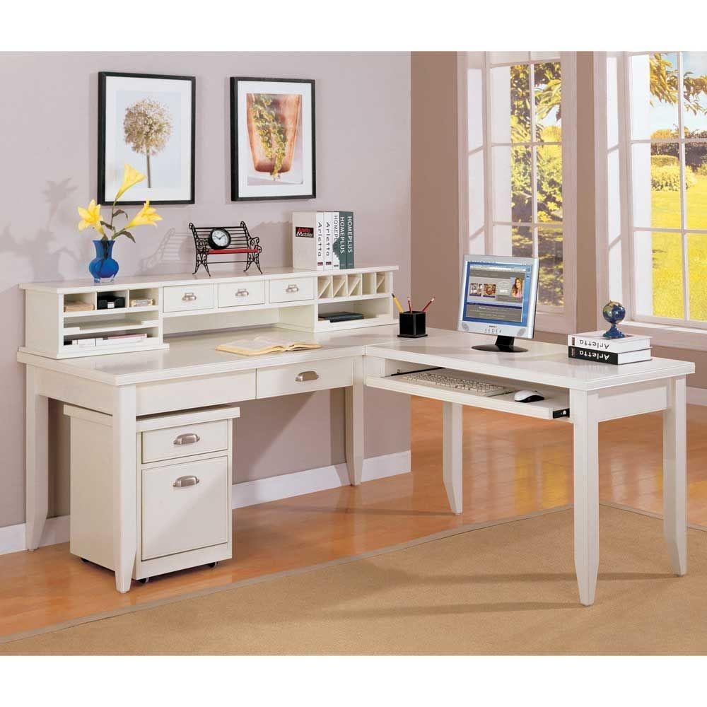 Computer Desk Storage Ideas