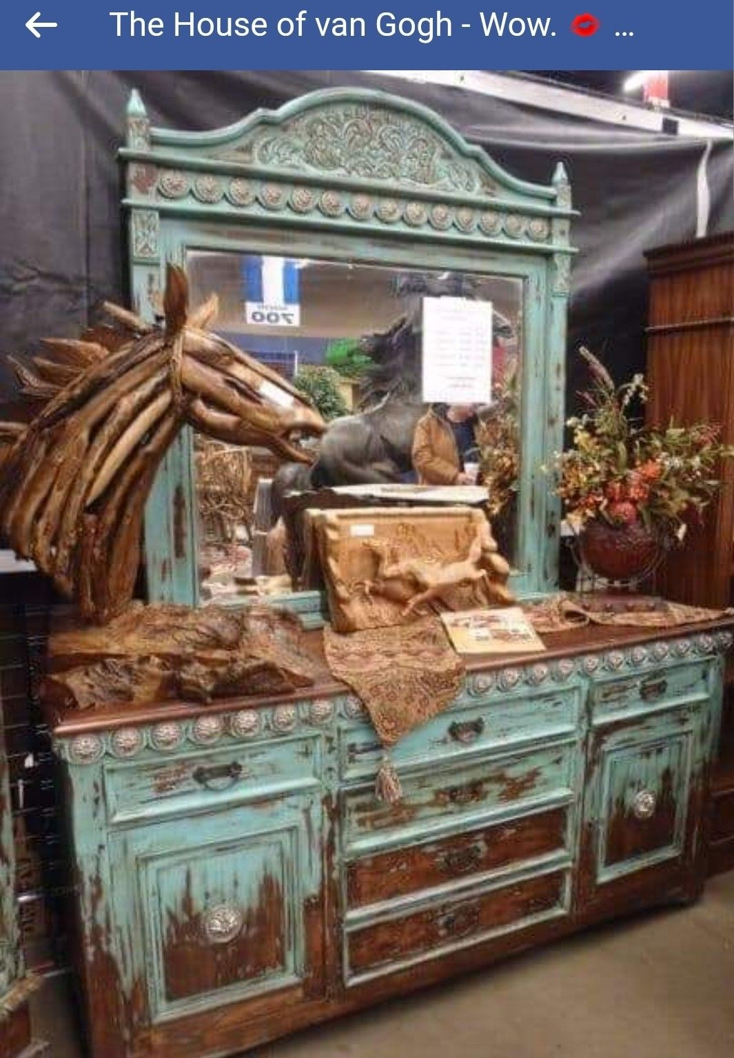 Beautiful Distressed Bedroom Sets