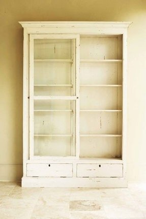 Sliding Glass Bookcase Foter