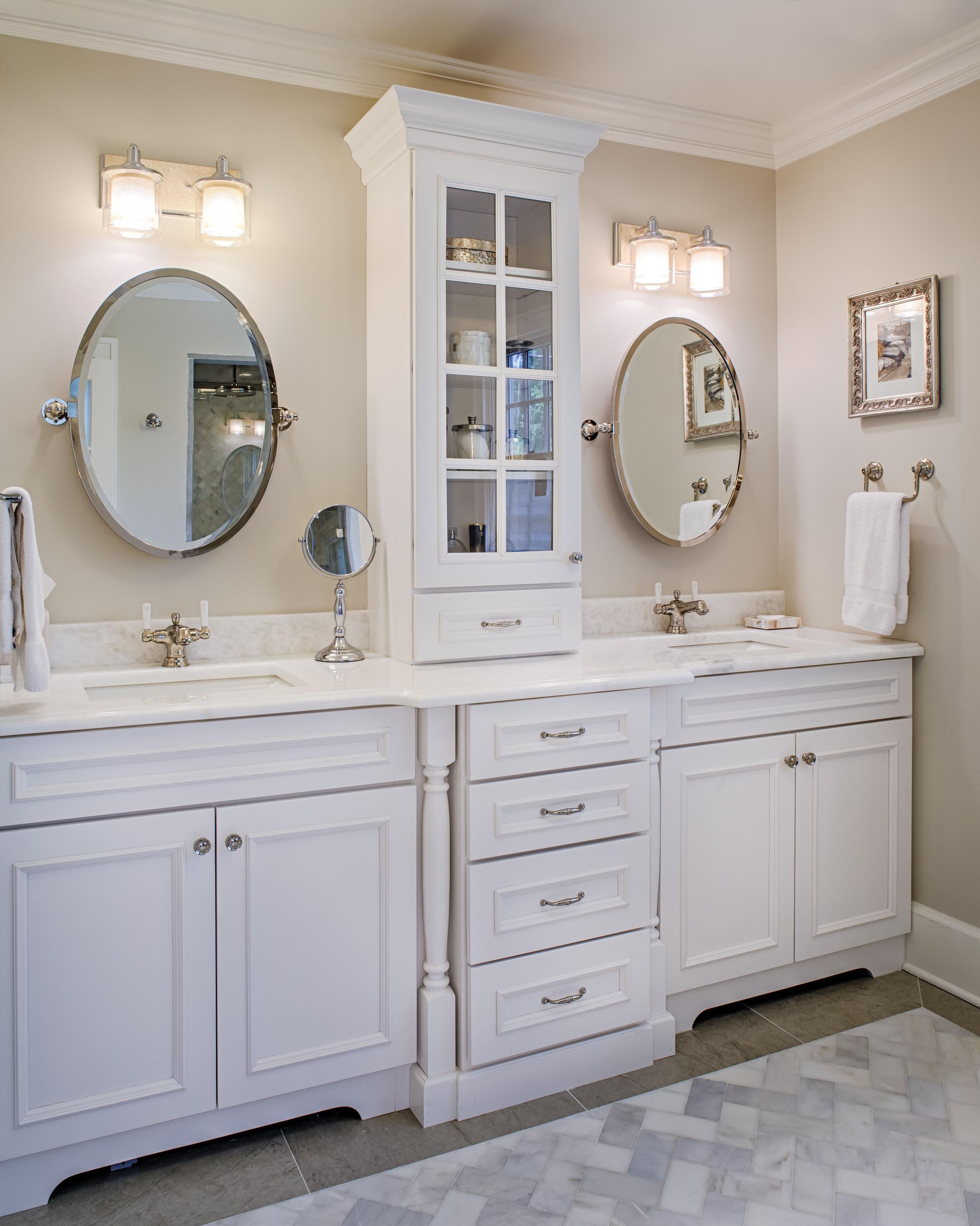 Superieur Double Vanity Base Cabinet