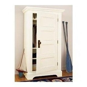 Entrance Hall Coat Cupboard