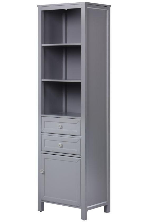 Free Standing Linen Cabinets 8