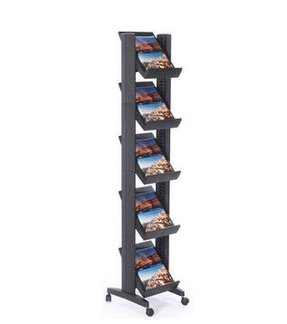 Exhibition Literature Stand : Free standing literature rack ideas on foter