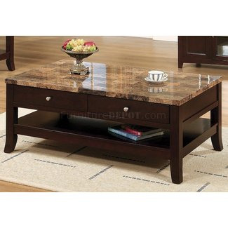Granite Top Coffee Table - Ideas on Foter
