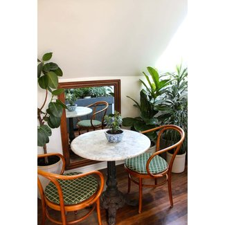 Indoor bistro set