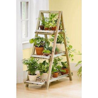 Indoor Tiered Plant Stand 1