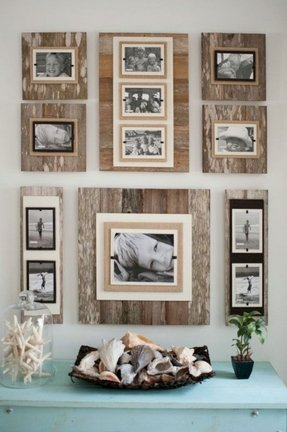 Large collage picture frames for wall 1
