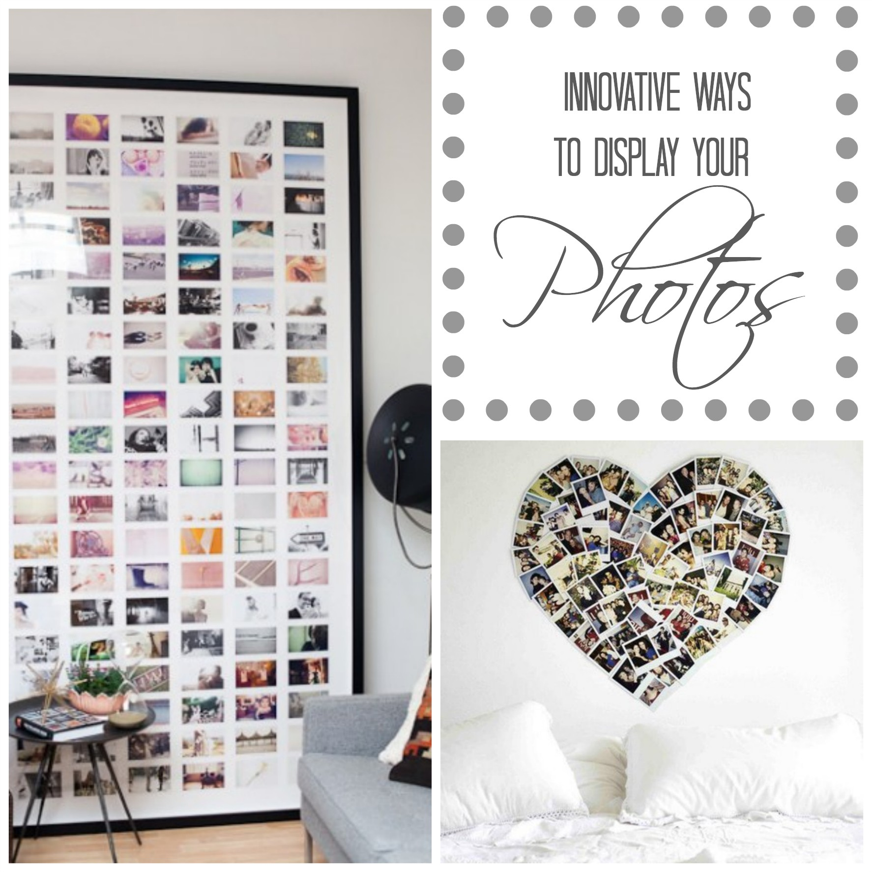 Large Collage Picture Frames For Wall Foter