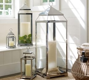 Large Flameless Candles Foter