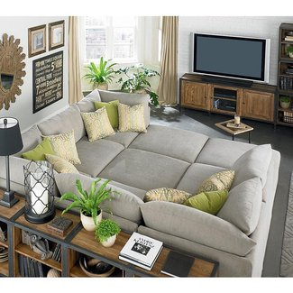 Big Couch Bed Deep Couches Living Room Large Size Of Country Style ...