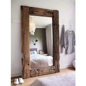 Large Wall Mirrors Ideas On Foter
