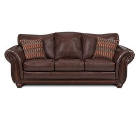 Leather Sectional Sleeper Sofa 7