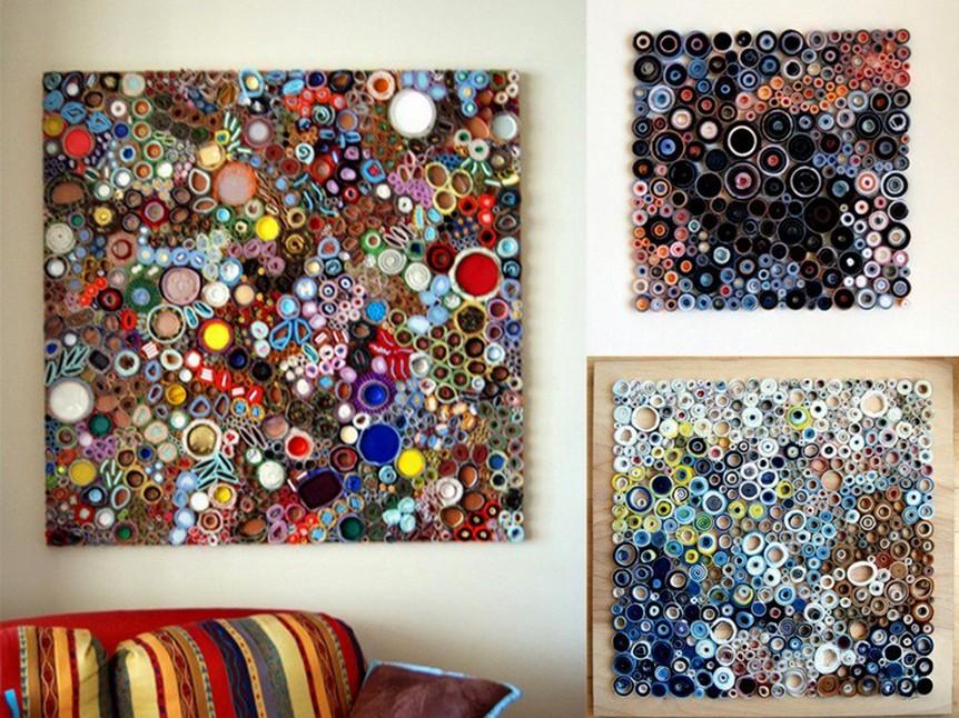 Circle Wall Art Ideas