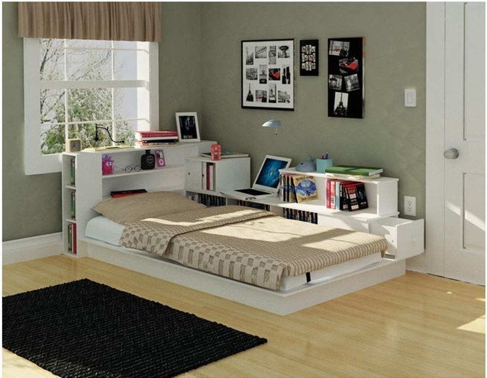 Low Twin Bed