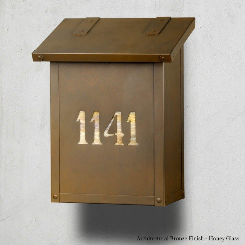 Home Dream » Mailbox With Address Numbers