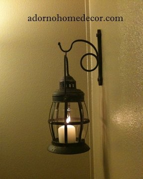 Lantern Wall Sconce - Foter