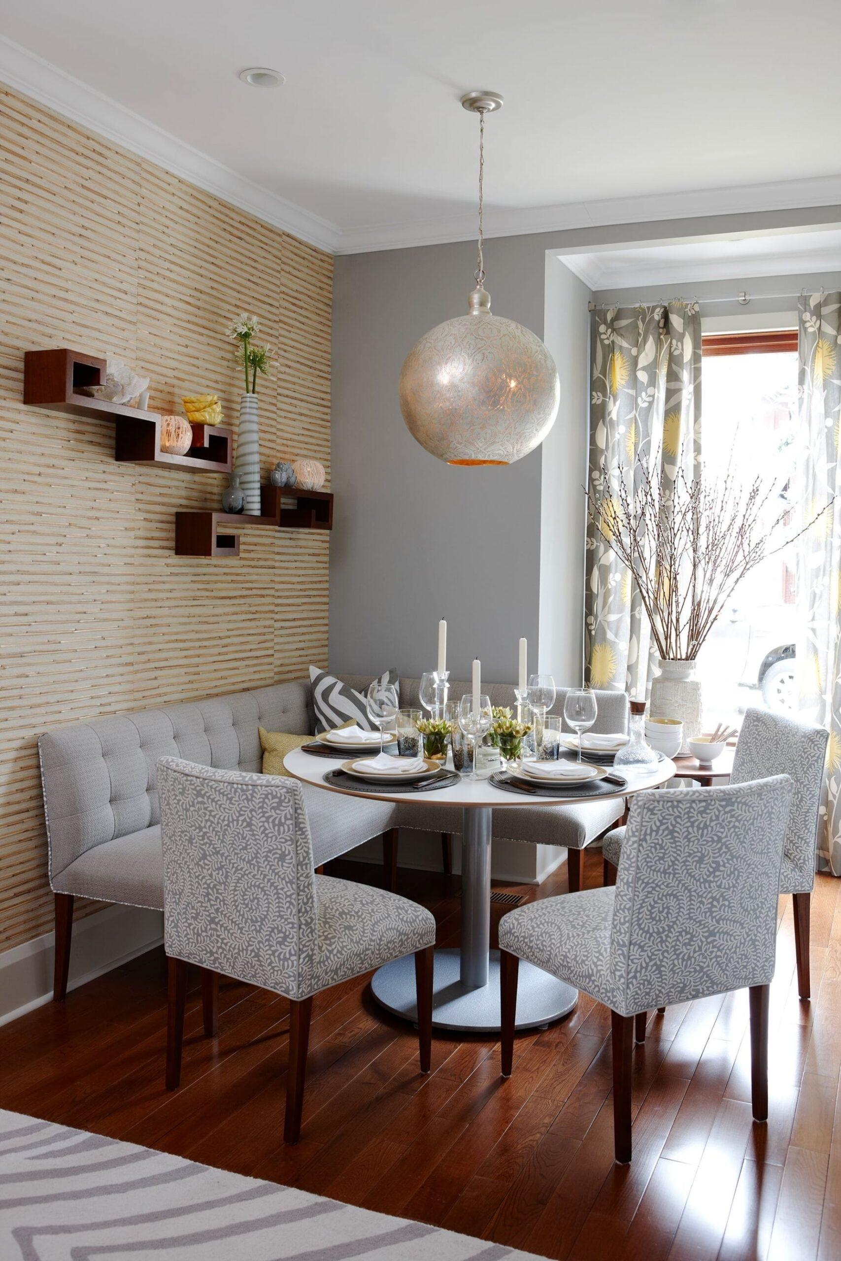 Modern Breakfast Nook Furniture